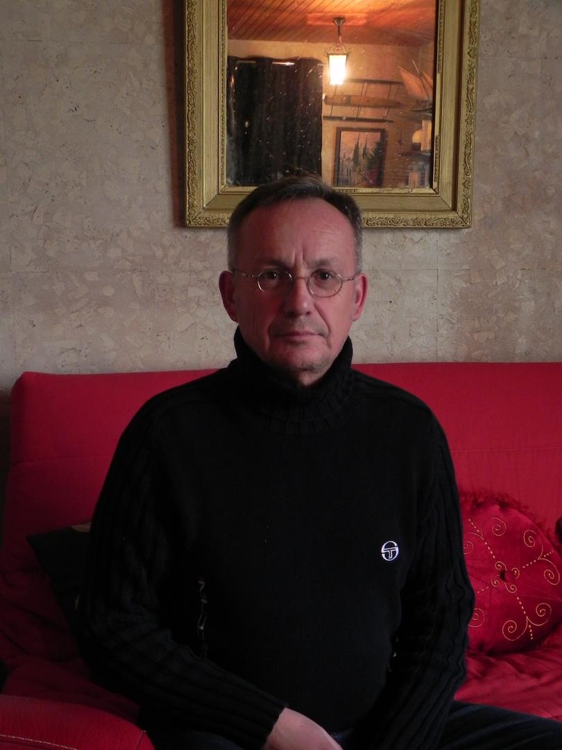 Portrait François Guilbert