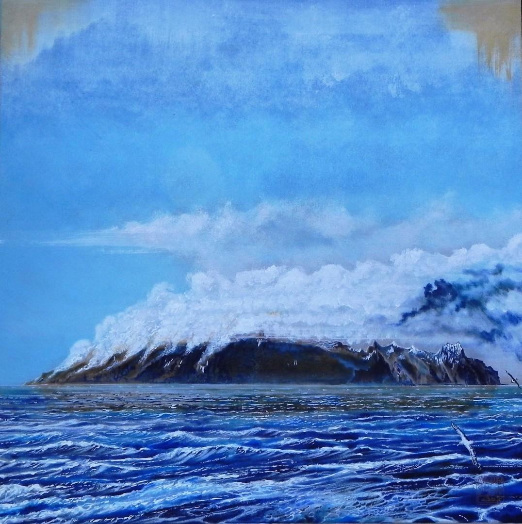 Sublimation – l'Île de l'Est (TAAF)