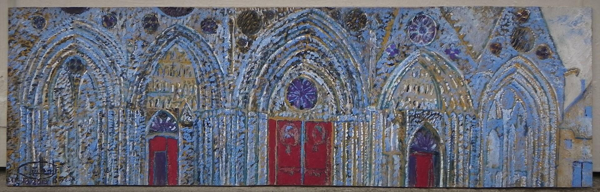 Portails de la Cathédrale de Bayeux